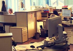 Das STUBAI ZMV Büro