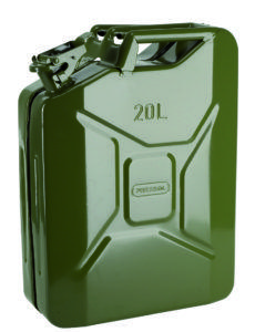 1014 Metal Canister