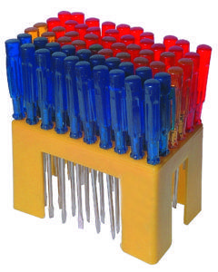 104651 Radio Screwdriver Set