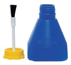 284204 bottle blue