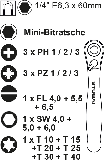 2261 53 Miniratsche Details