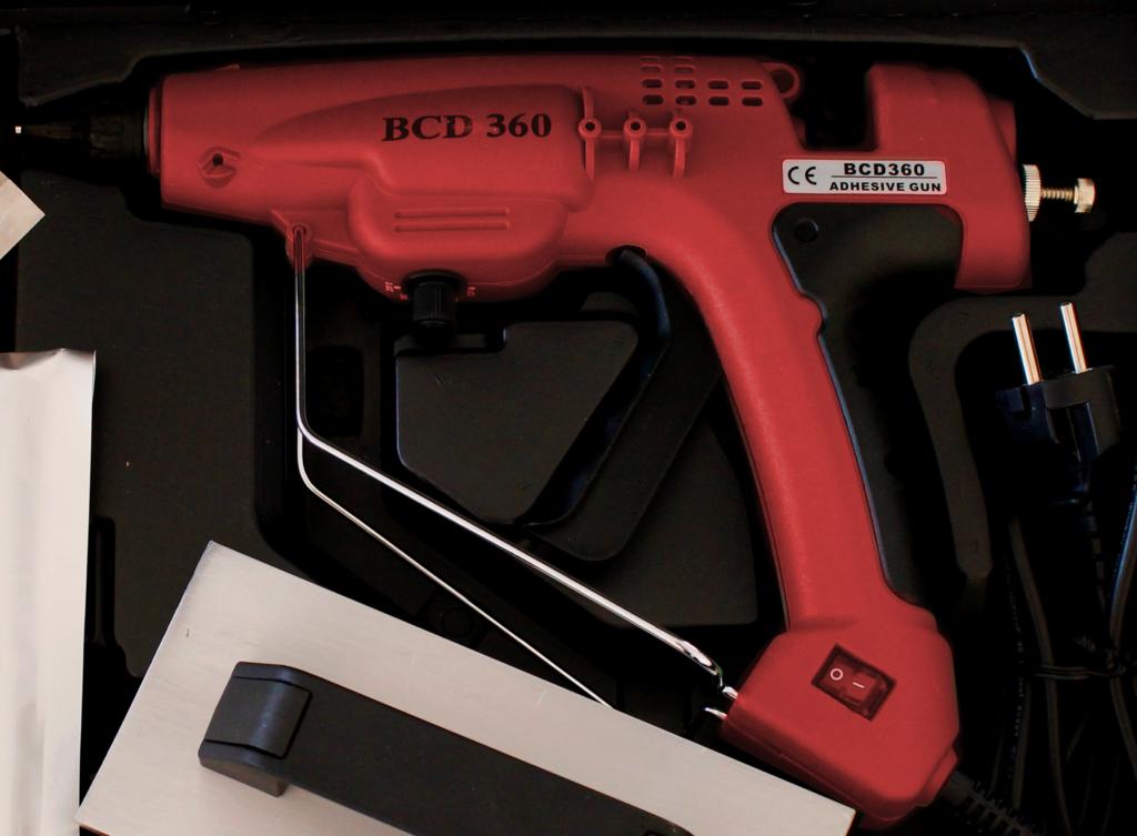 2521 Pistole 300W (rot)