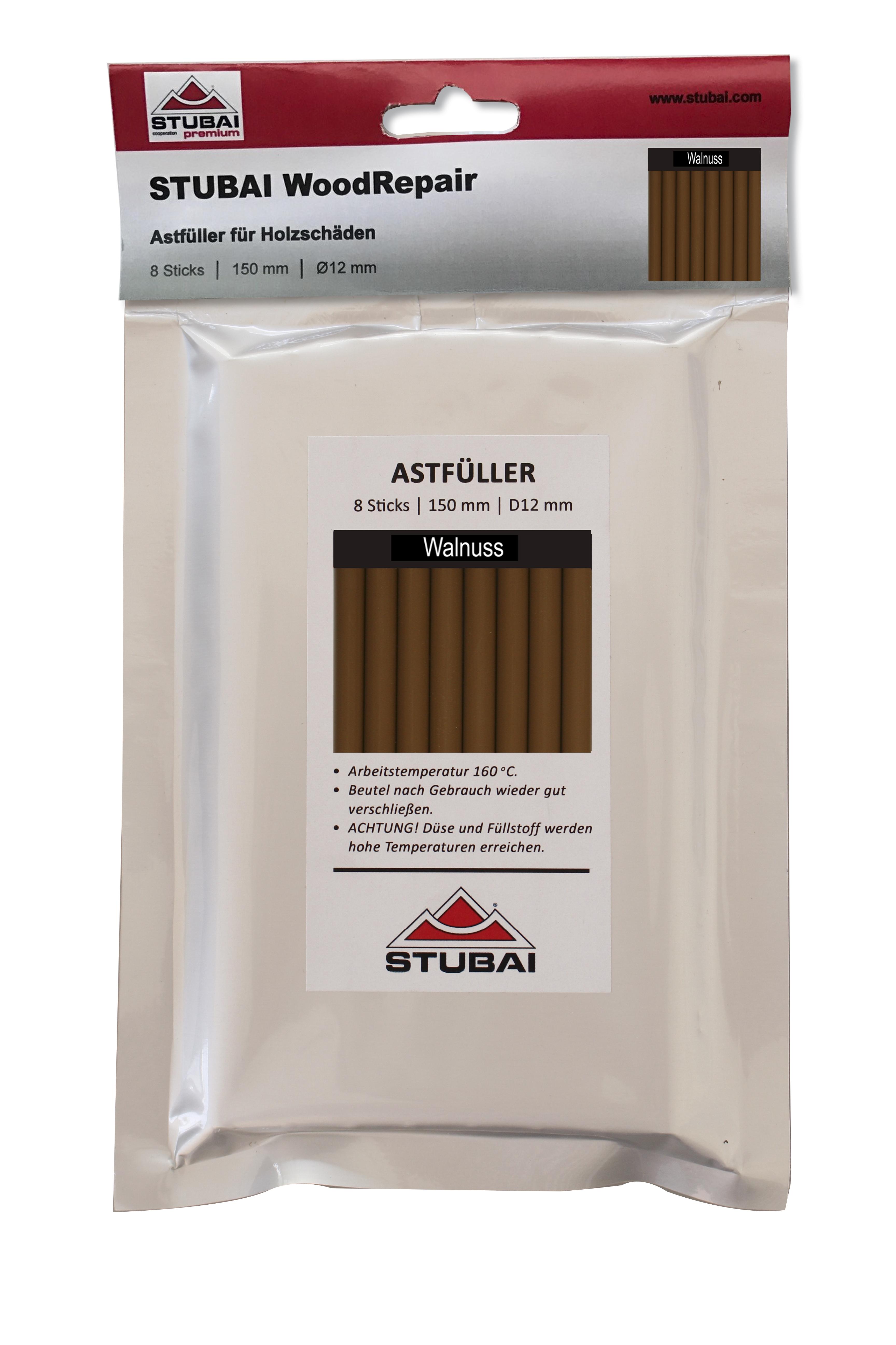STUBAI WoodRepair 150 mm 8 Sticks Buche